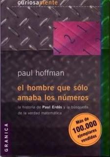 El Hombre Que Solo Amaba Los Numeros Paul Hoffman Uma Noite De Sexo Faro-98175